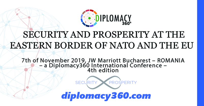 Diplomacy 360 SECURITY AND PROSPERITY AT THE EASTERN BORDER OF NATO AND THE EU